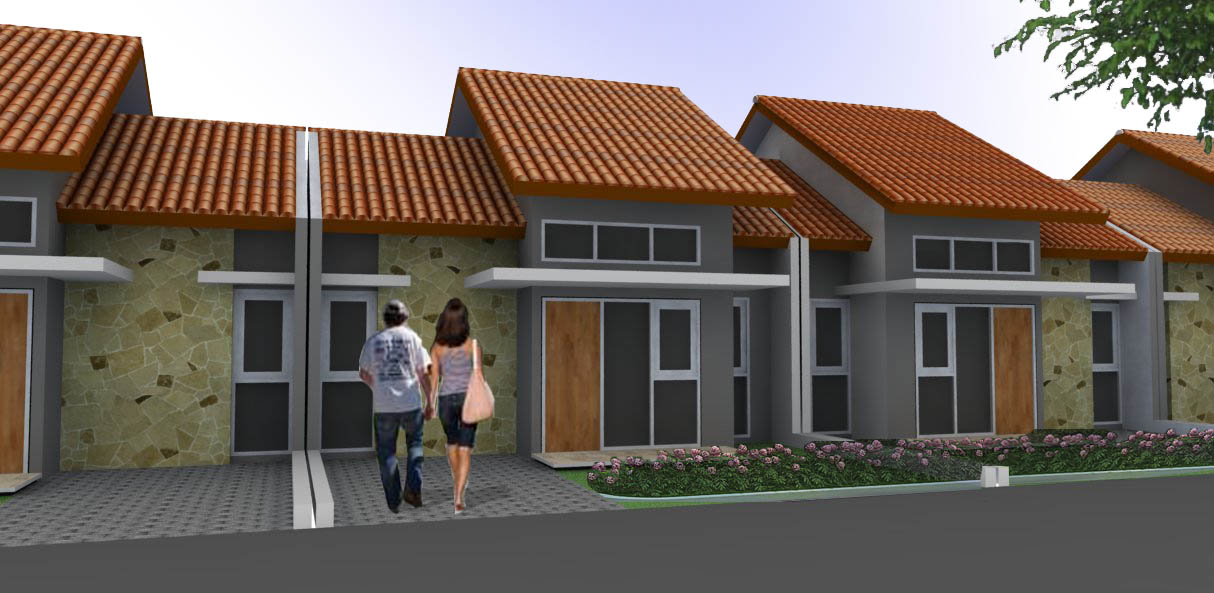 harga rumah tipe 45 submited images