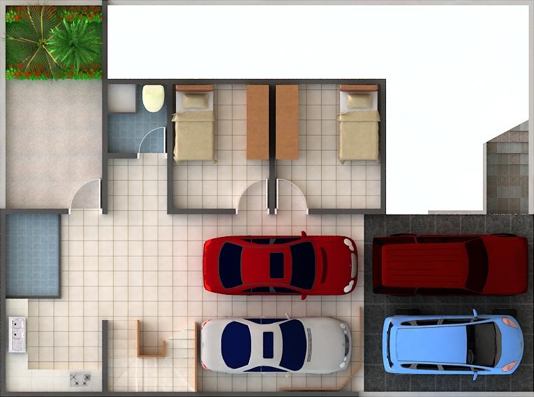 rumah mewah minimalis modern sukaraja village rumah