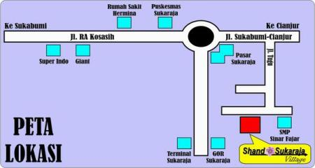 Jual Rumah Sukabumi