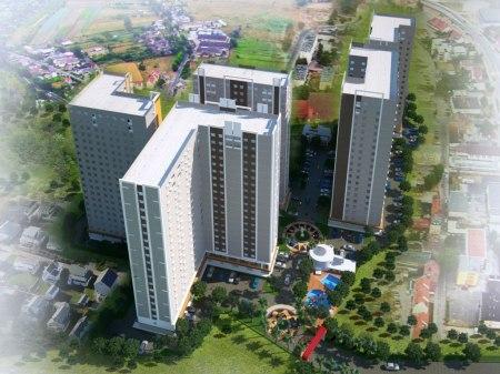 Apartemen Dijual di Cibinong Bogor | 0812 1830 4626